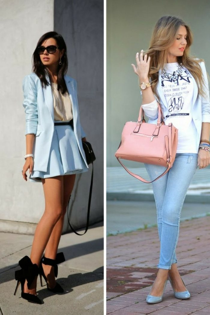 Serenity Blue Clothes For Women 2018 Best Outfits (1)
