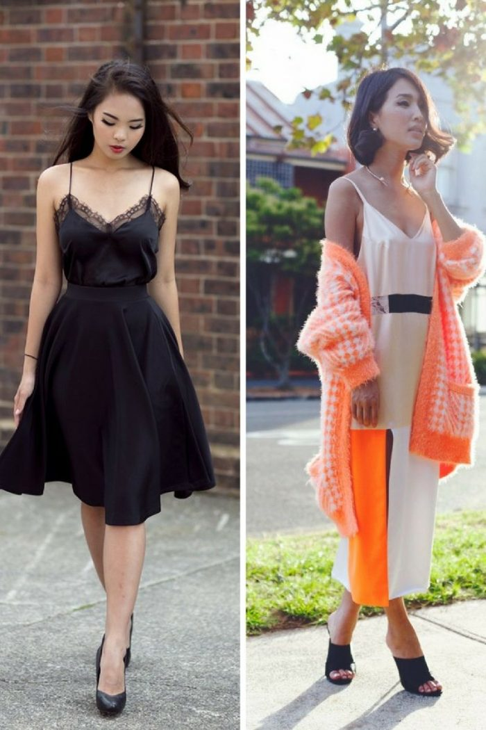 Slip Dresses For 2018 How To Create Fabulous Looks (1)