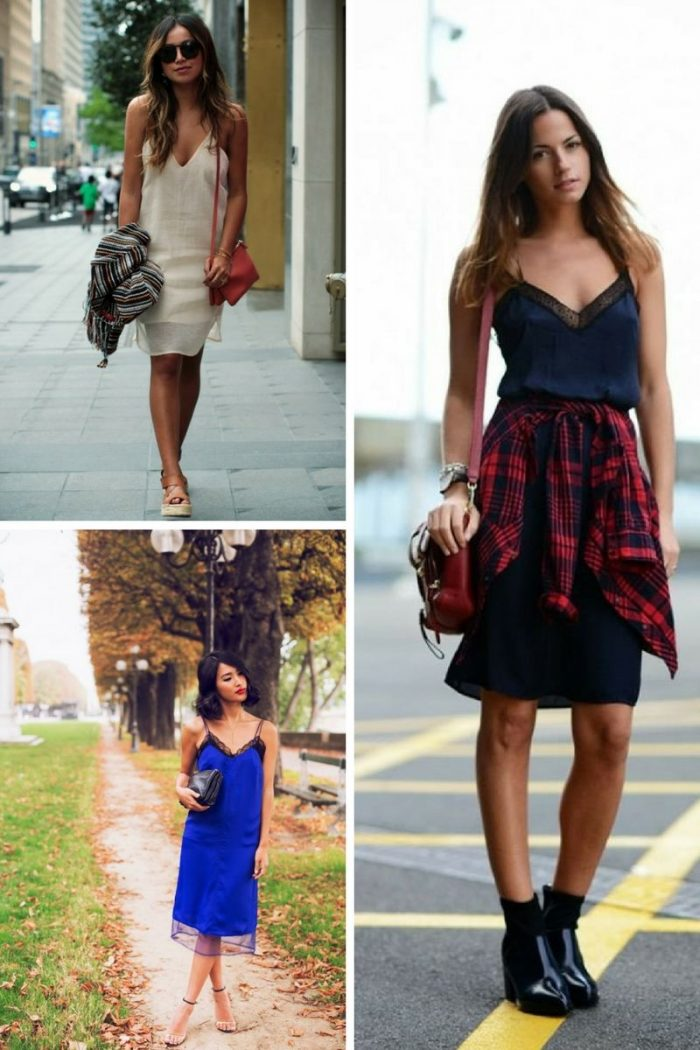 Slip Dresses For 2018 How To Create Fabulous Looks (2)