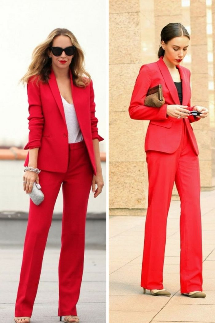 Suits For Women 2018 Bold Ideas To Try Now (1)