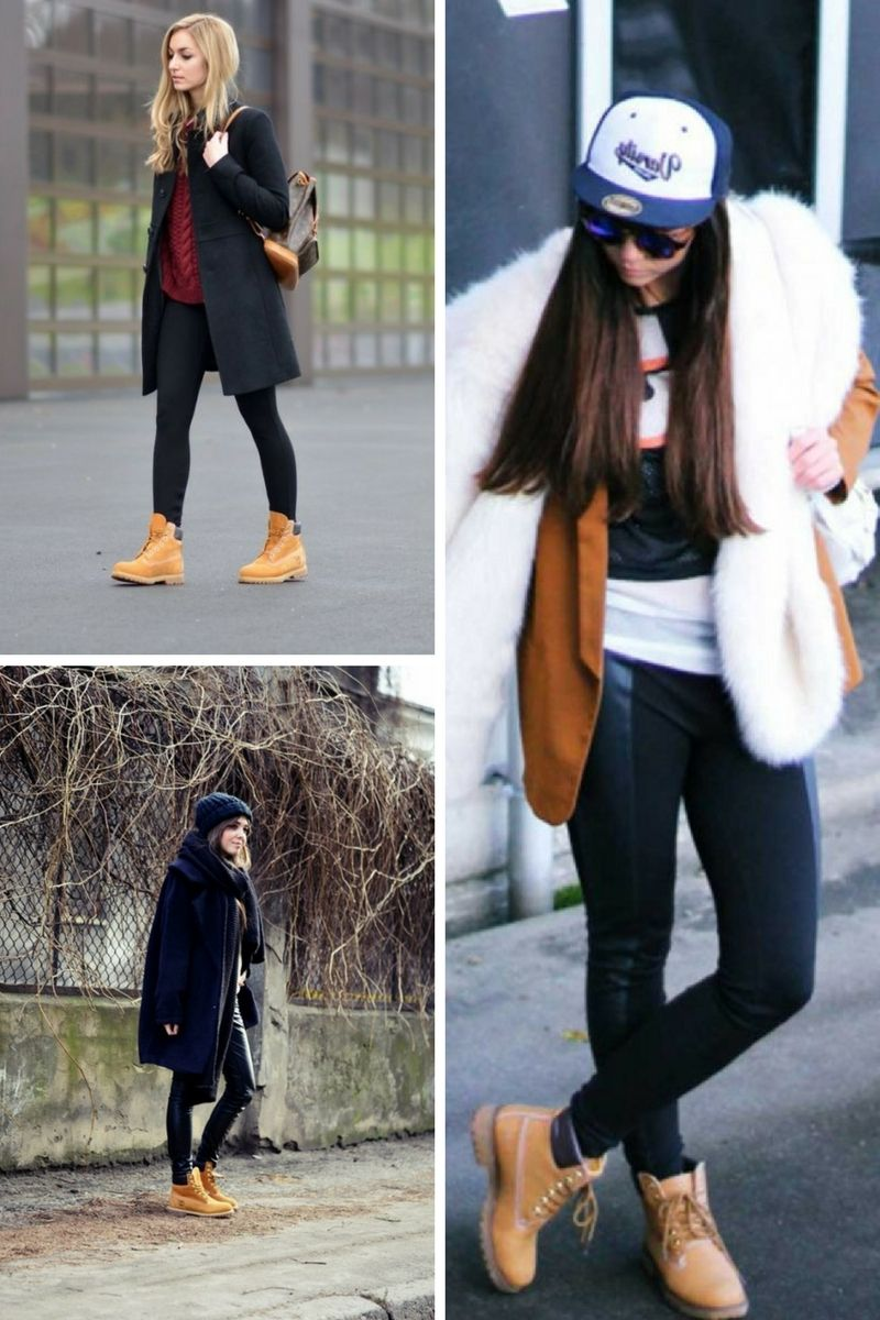 Entretenimiento cable Claraboya  Are Women's Timberland Boots In Fashion 2020 – WardrobeFocus.com