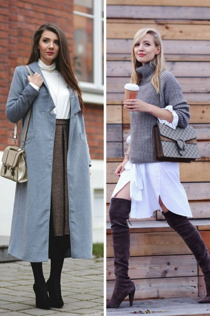 Turtlenecks For Women 2018 Simple Ways To Wear Them (1)