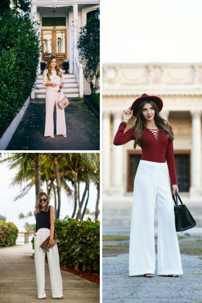 Wide Leg Pants For Women 2018 How To Wear Them (2)
