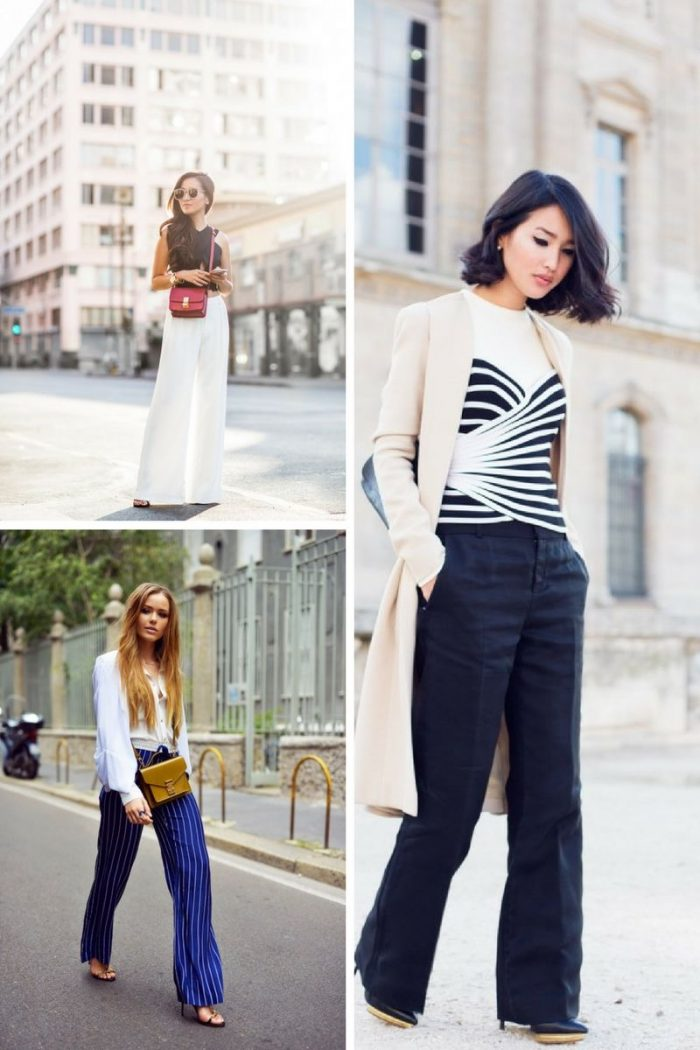 Wide Leg Pants For Women 2018 How To Wear Them (5)