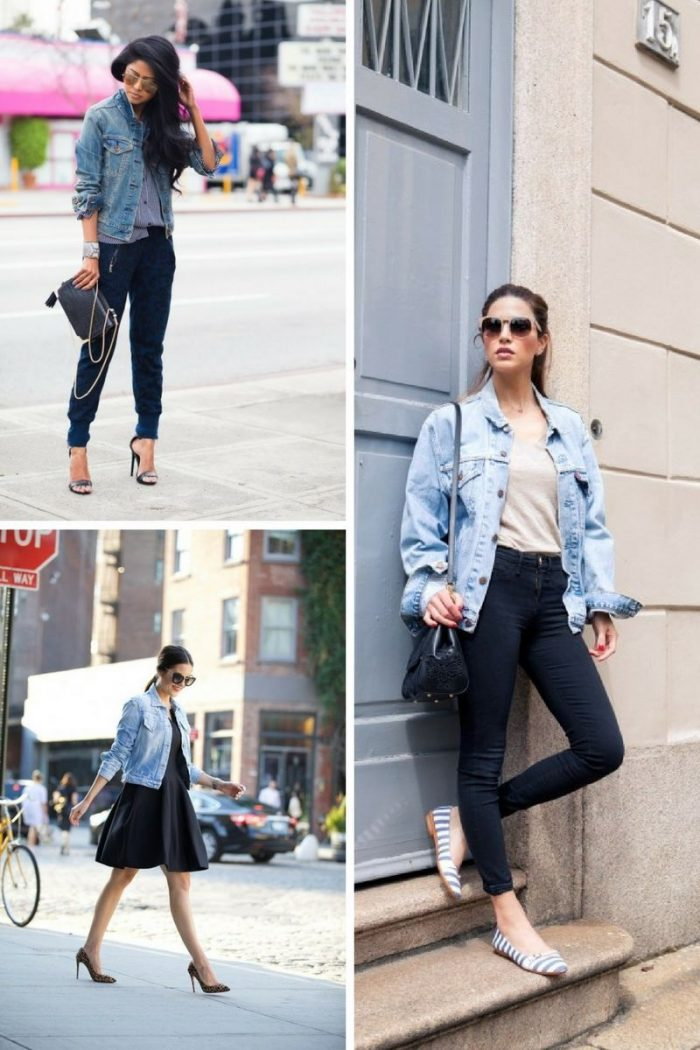 Women's Denim Jackets For Summer 2019