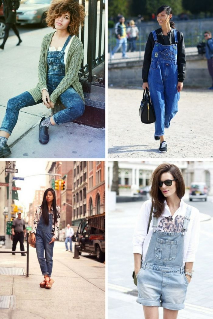 Women's Denim Overalls Are On Trend 2020