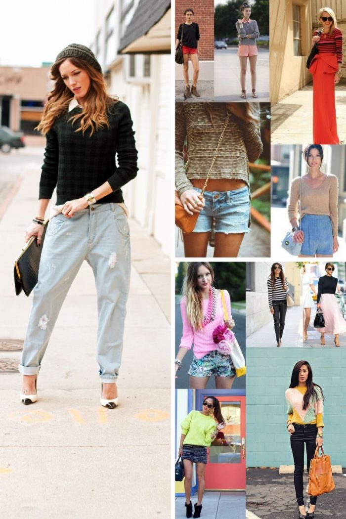 Women Sweaters For Spring 2018 Best Style Ideas (11)