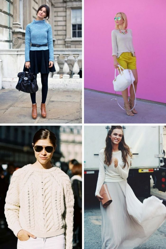 Women Sweaters For Spring 2018 Best Style Ideas (5)