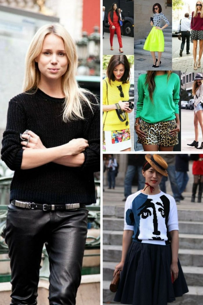 Women Sweaters For Spring 2018 Best Style Ideas (7)