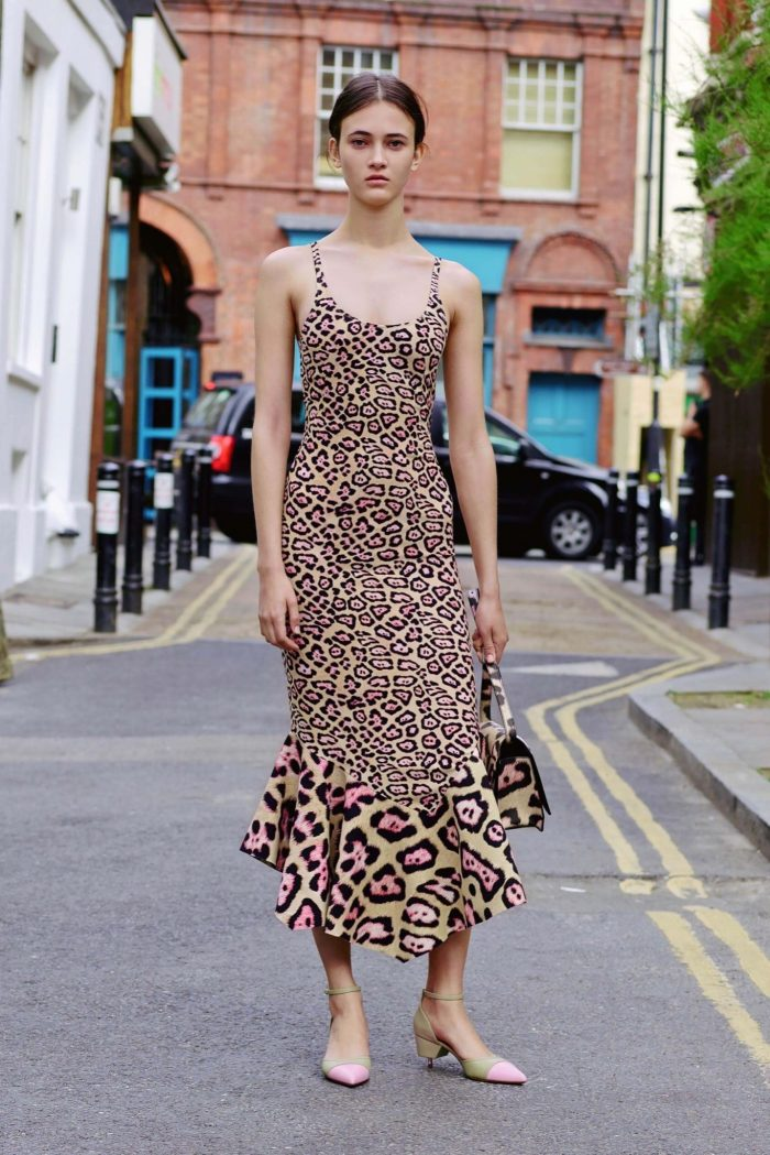 Animal Print Dresses: Tips and Ideas 2019
