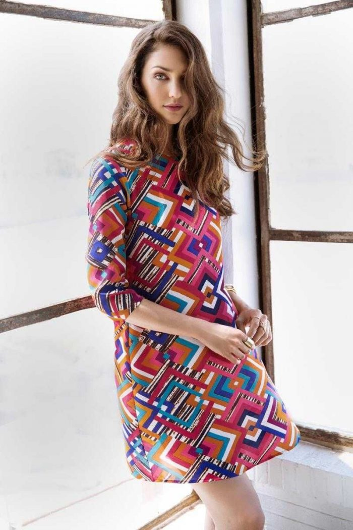 How To Wear Aztec Print Trend For Women 2019