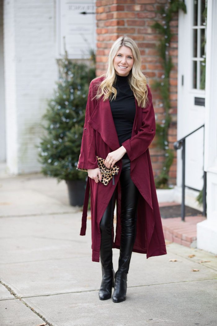 2018 Best Color Combos To Try This Winter (24)