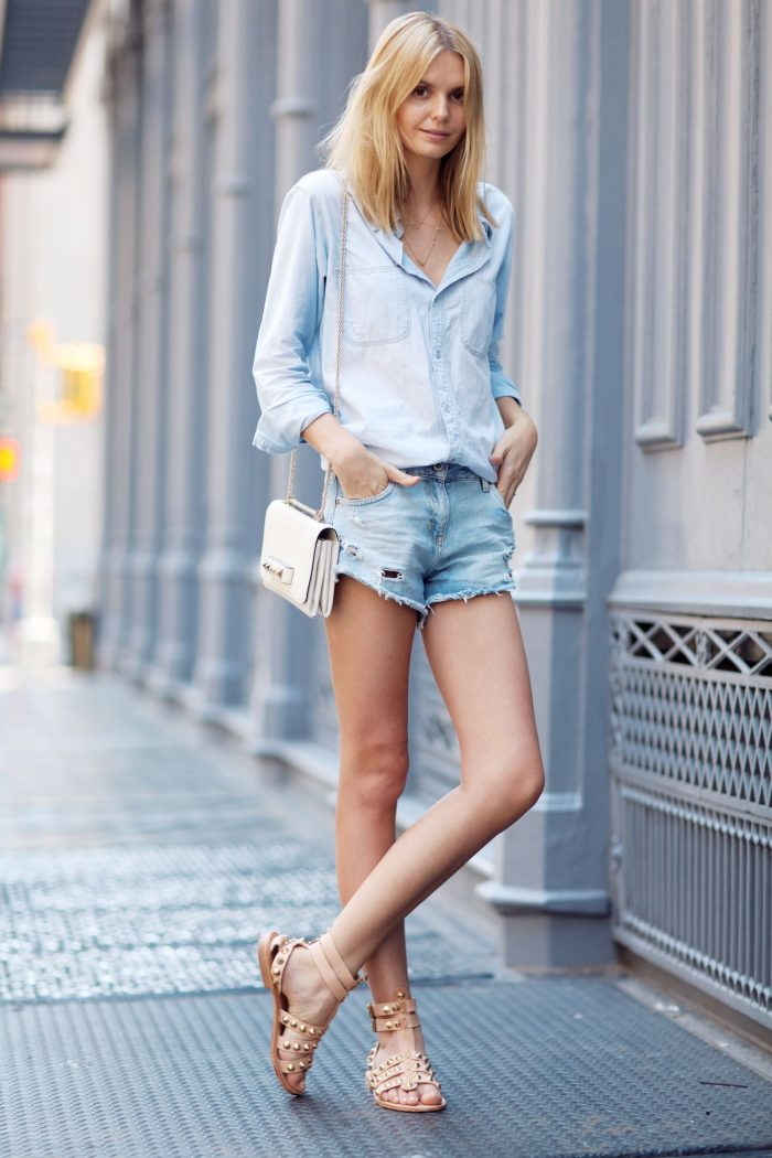 Denim Shorts For Women Urban Outfits 2020