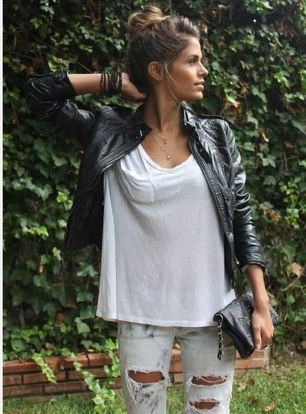 2018 Best Jeans And Tops Combos For Women (13)