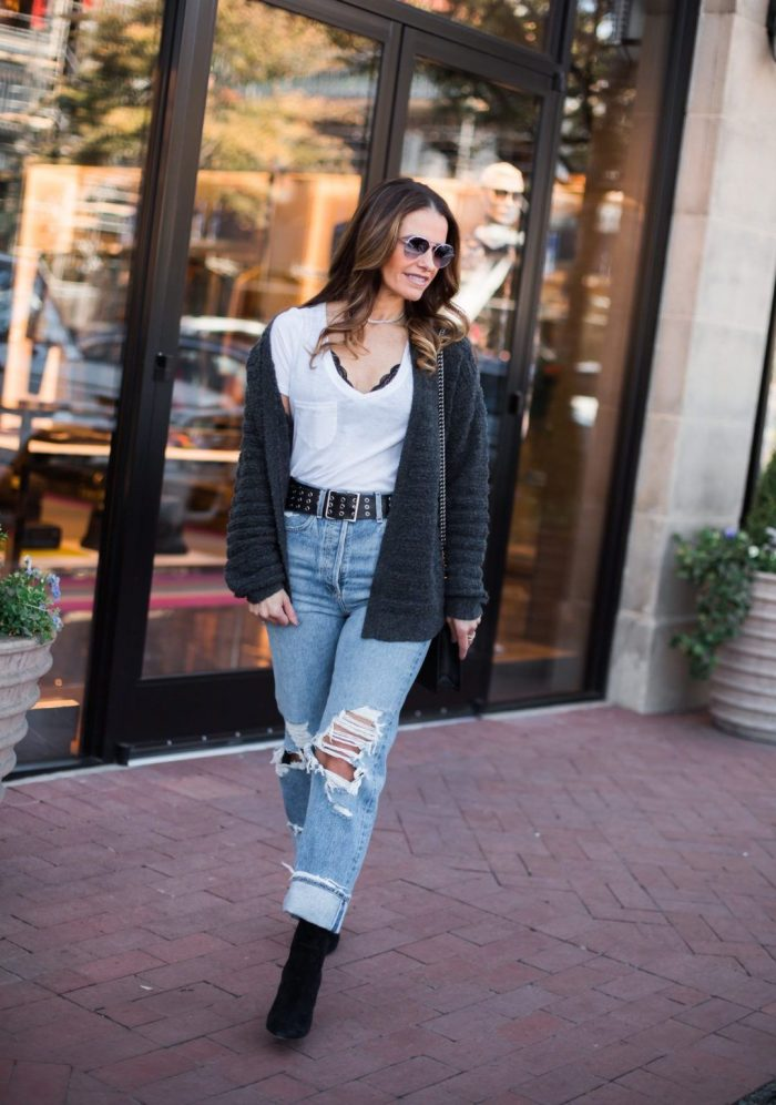 2018 Best Jeans And Tops Combos For Women (19)