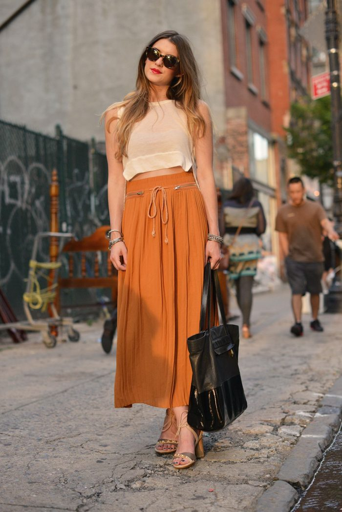 Maxi Skirt For Summer 2019