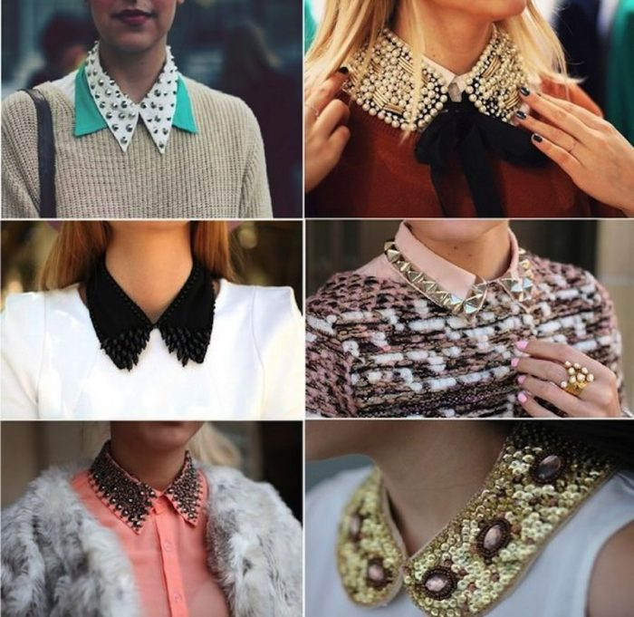 Peter Pan Collar Necklaces Are Back 2019