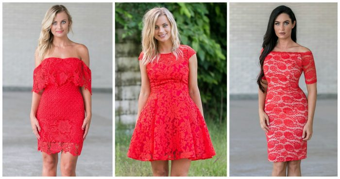 2018 Best Red Dresses For Valentines Day (10)