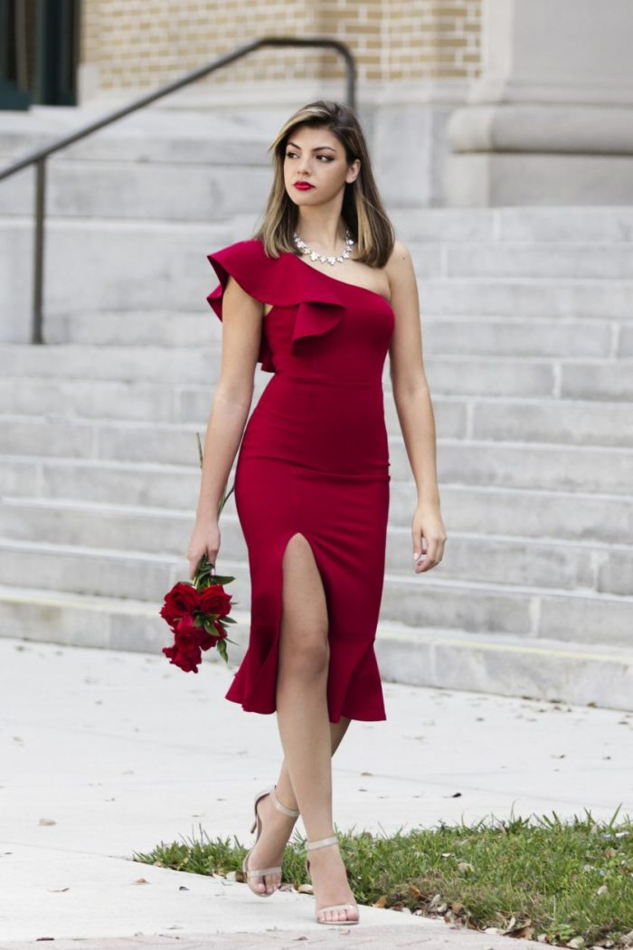 2018 Best Red Dresses For Valentines Day (20)