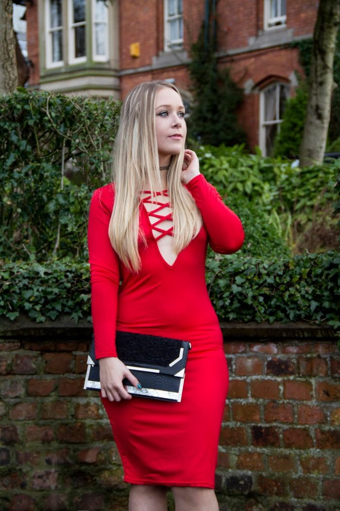 2018 Best Red Dresses For Valentines Day (30)