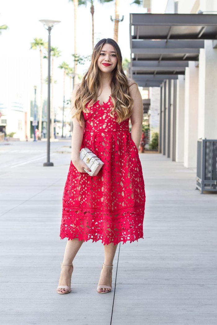2018 Best Red Dresses For Valentines Day (34)