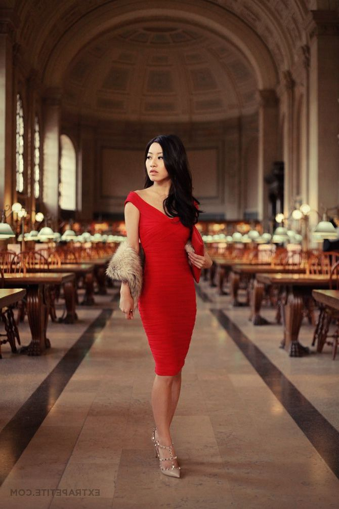 2018 Best Red Dresses For Valentines Day (8)