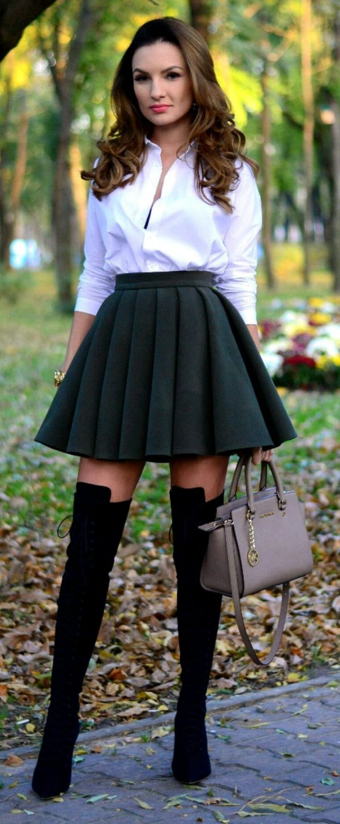 Skater Skirts That Look Gorgeous 2019