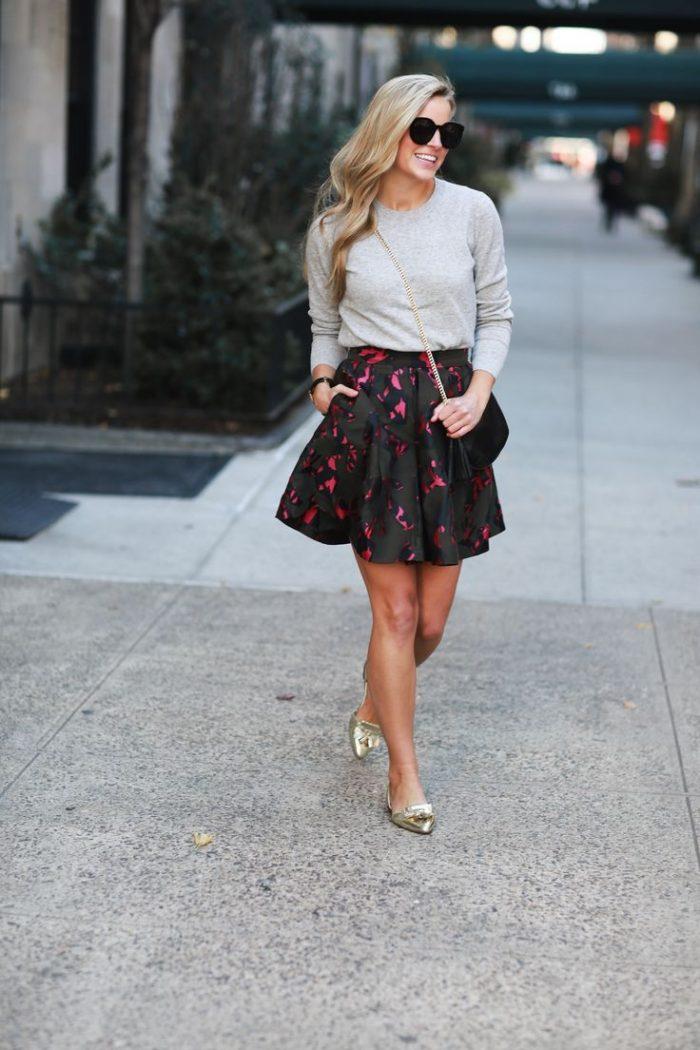 2018 Best Skirt Styles For Women (11)