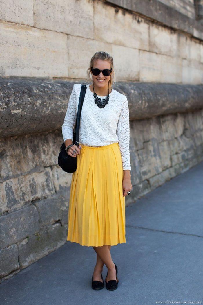 2018 Best Skirt Styles For Women (32)