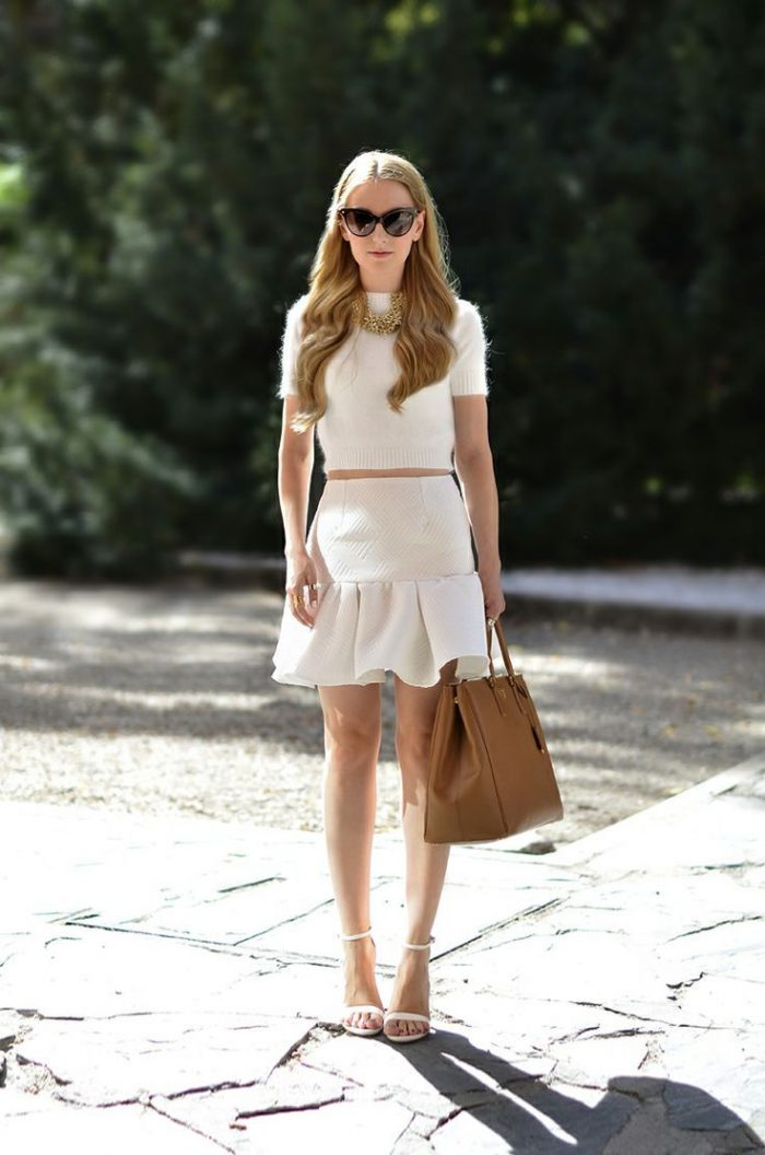 Must Have Skirt Styles Every Lady Needs 2019