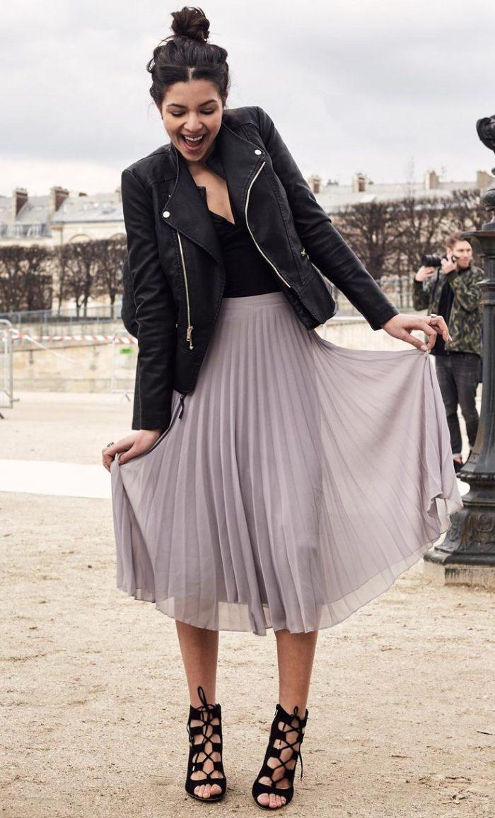 2018 Best Skirt Styles For Women (9)