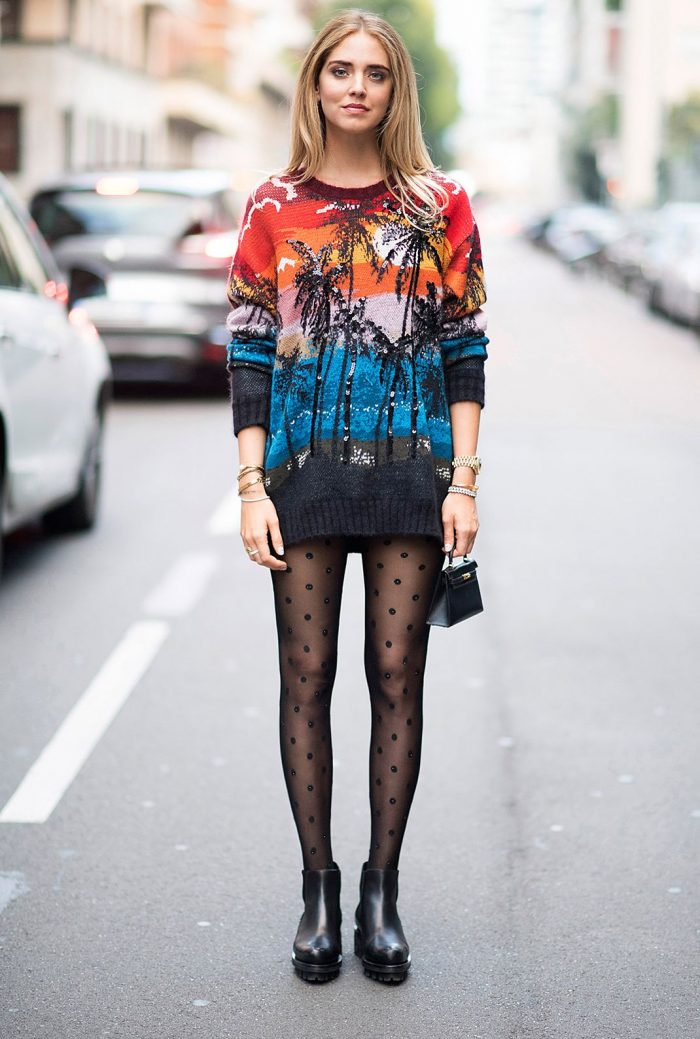 Best Fashion Looks With Sexy Tights 2020