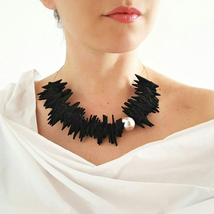 Big and Bold Necklaces Jewelry Trend 2020