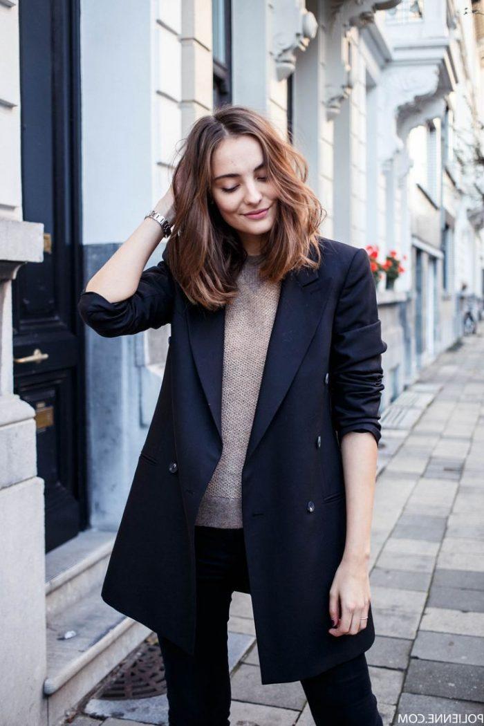 Black Blazers For Women 2019