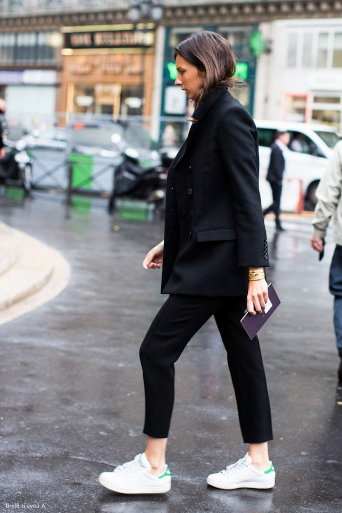 2018 Black Blazers For Women (6)