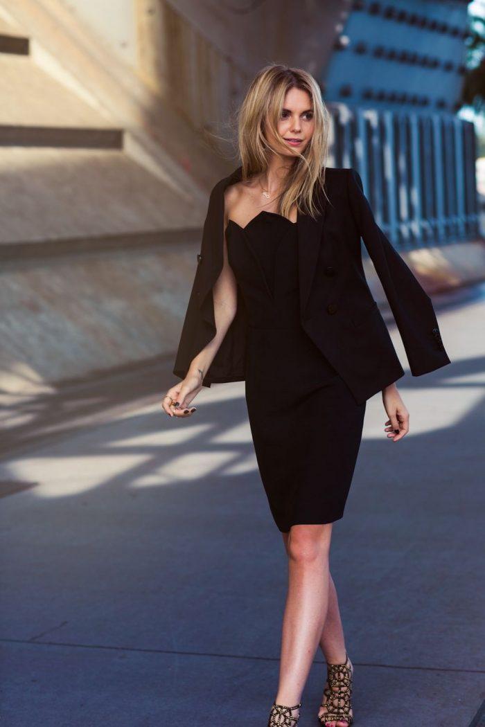 Black Blazers For Women 2020