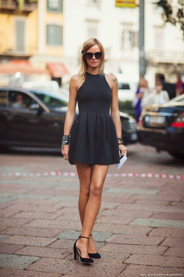 Black Dresses Best Ways To Accessorize Them 2019