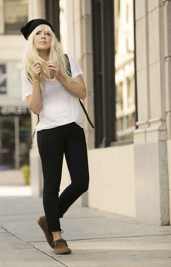 Black Jeans For Women Best Ideas To Copy 2019