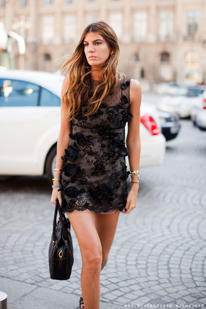 Black Lace For Women Best Ideas How To Wear It 2019