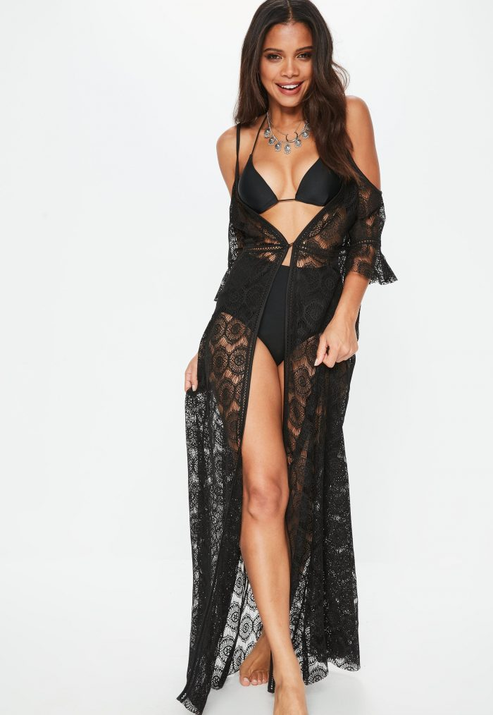 2018 Black Lace For Women (10)