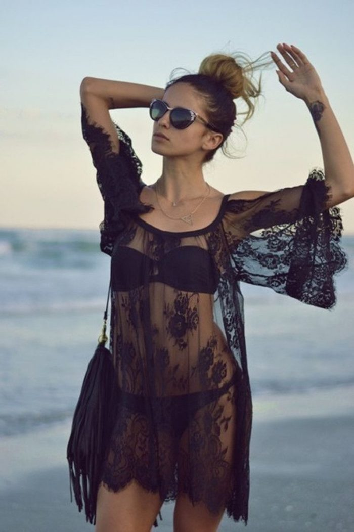 2018 Black Lace For Women (18)