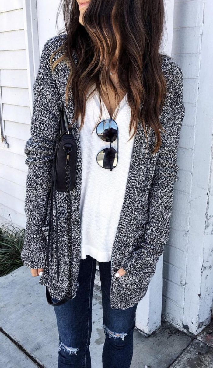 Cardigan Coats For Women 2019