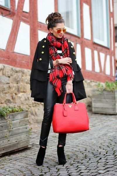 2018 Cold Weather Fashion Trends For Women (22)