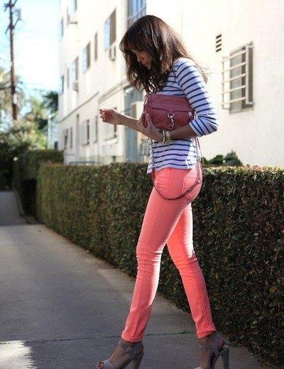 2018 Colored Jeans For Women (17)