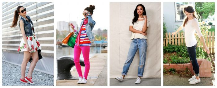 Converse Shoes For Women Best Combos 2019