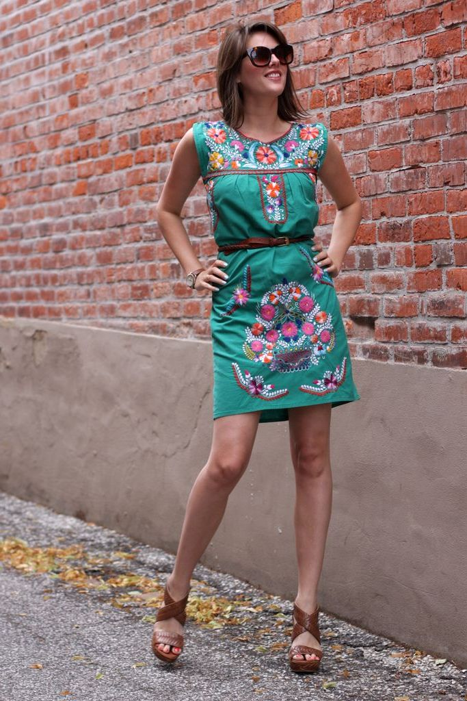 Embroidered Dresses Ways To Wear Them Now 2019