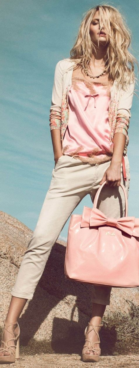 How To Combine Pink With Other Colors This Fall 2019