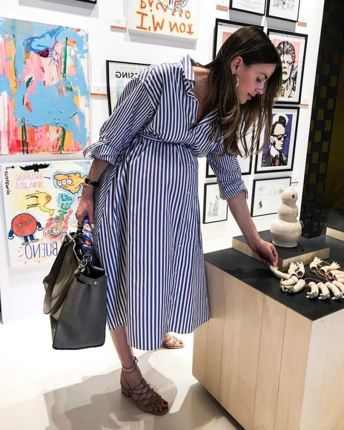 2018 Fashionable Shirtdresses (19)