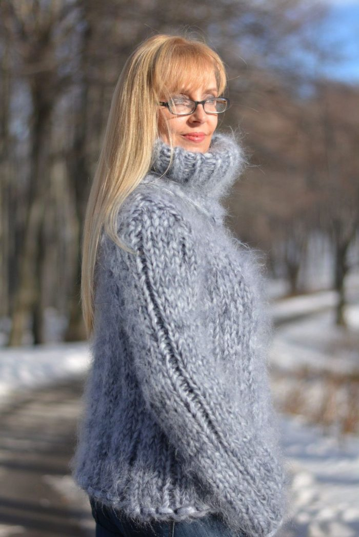 2018 Fluffy Sweaters For Women (2)