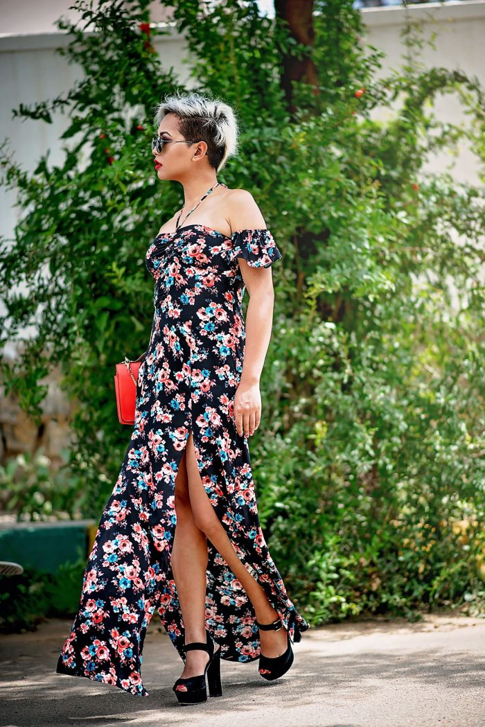 2018 Footwear For Maxi Dresses And Skirts (22)